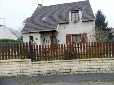 Sale - (detached) house 5 rooms - 110 m2 - Courtry - Photo
