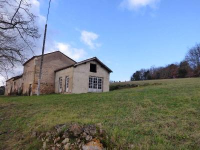 Verkauf - kleines Bauernhaus 5 Zimmer - 177 m2 - Baneuil - Photo