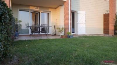 Vente appartement Pompertuzat Coteaux
