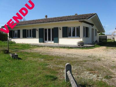 Maison à vendre Pugnac