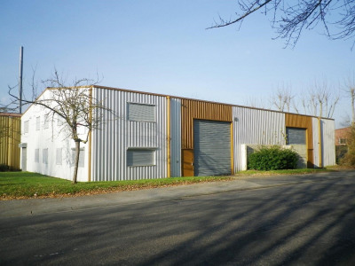 Vente Local d'activités / Entrepôt Val-de-Reuil
