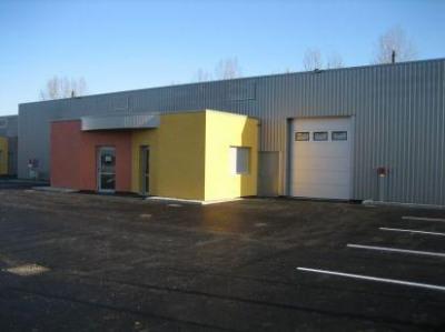 Location Local d'activités / Entrepôt Genlis 0