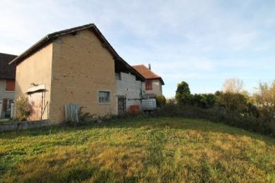 Belle grange en pisé - 85 m² avec terrain de 300 m²
