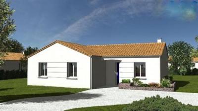 Maison  4 pièces + Terrain 659 m² Longeville-sur-Mer par LOGIS DE VENDEE