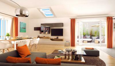 Appartement 5 pièces,  m² - Fontenay Aux Roses (92260)