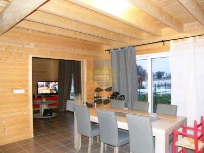 Maison récente 3 chambres - jardin - garage