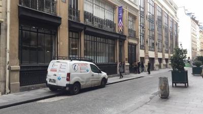 Location Boutique Paris 2ème