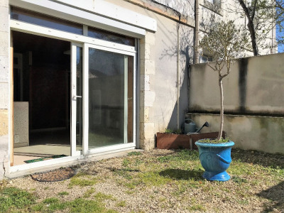 Appartement La Rochelle 1 pièce (s) 26.30 m²