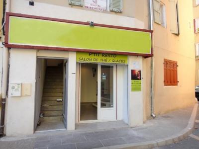 Local 30 m² avec concession
