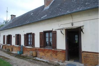 Maison cheminée deux chambres dépendance sur 709m² de terrain