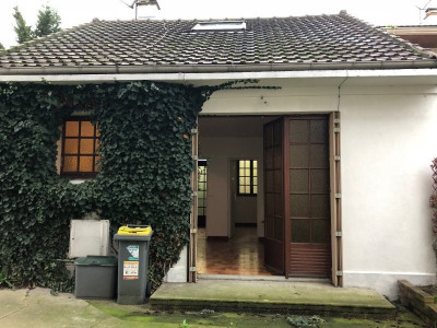 A louer maison individuelle avec jardin privatif