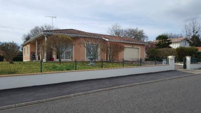 Maison 5 pièces 120 m² plain-pied, Tercis-les-Bains