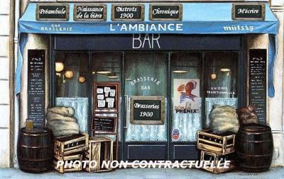 Fonds de commerce Café - Hôtel - Restaurant Créteil