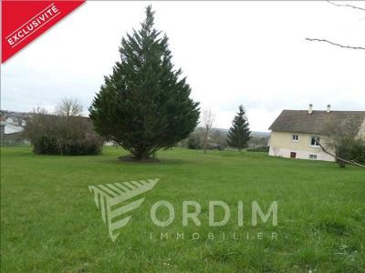 Terrain constructible pouilly sur loire - 1285 m²
