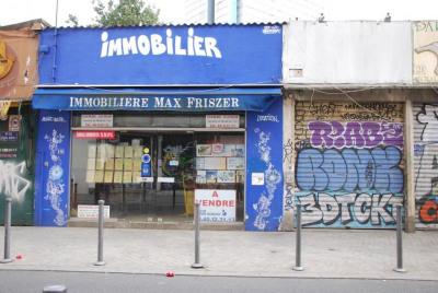 Vente Local commercial Saint-Ouen