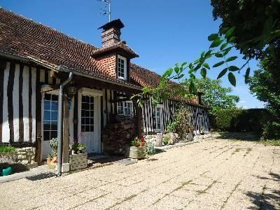 Sale house / villa Sud lisieux 175000€ - Picture 1