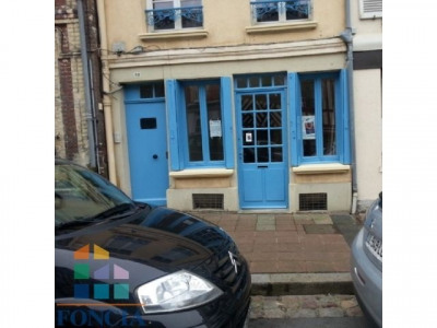 Location Local commercial Honfleur