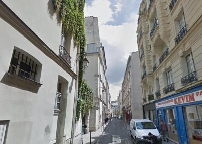 Vente Local commercial Paris 3ème