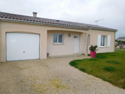 (detached) house 4 rooms Cognac