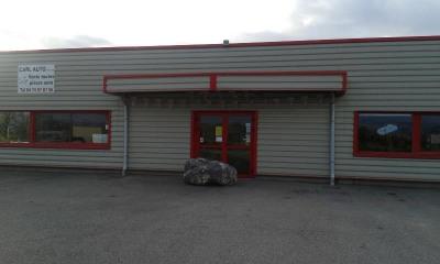 Vente Local d'activités / Entrepôt Morestel