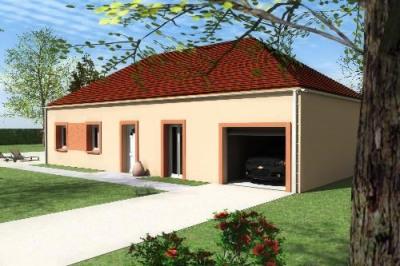 Maison  5 pièces + Terrain 600 m² Liverdy-en-Brie par TRADYBEL 89