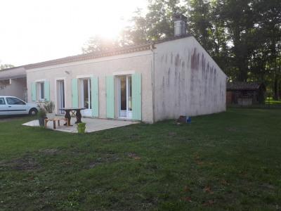 Maison Mitoyenne de type 4 avec 800 m² env de terrain compr.