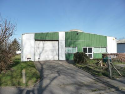 Location Local d'activités / Entrepôt Dieppe