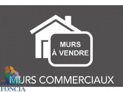 Vente Local commercial Marseille 9ème