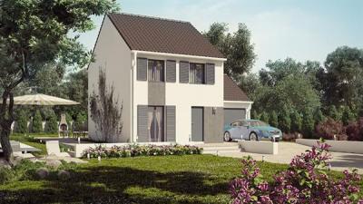Maison  5 pièces + Terrain Vaujours par HABITAT PARCOEUR