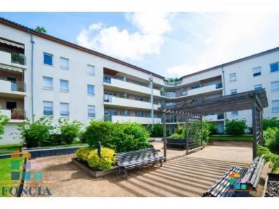 Appartement 3 pièces en rez-de-jardin à Bourg en Bresse