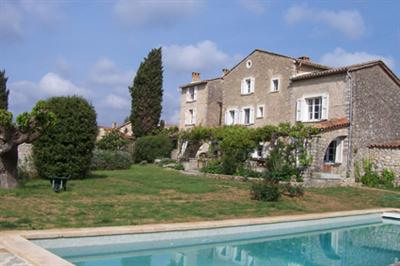Deluxe sale house / villa Saint-paul-en-forêt 1 200 000€ - Picture 1