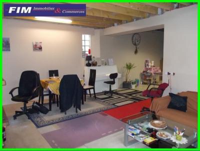 Maison de ville 130 m² 4 chambres et cour Mers les Bains centre
