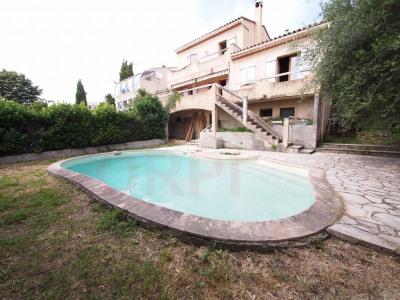 Aspremont - Villa Jumelée 180m² - Piscine