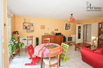 Vente appartement Poisat