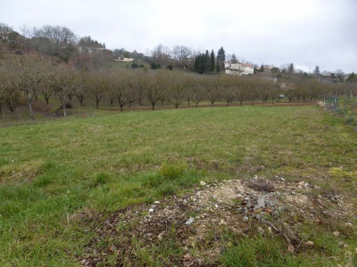 Terrain constructible Puy l'Evêque