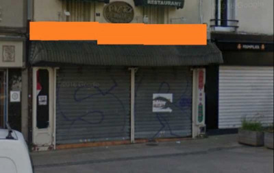 Location Boutique Romainville