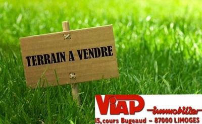 Saint-Victurnien centre - terrain 1360 m²