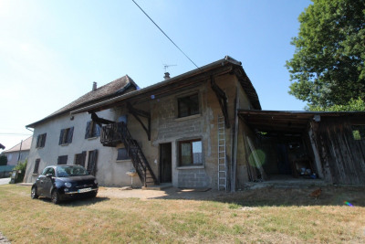 Maison dauphinoise (vente)