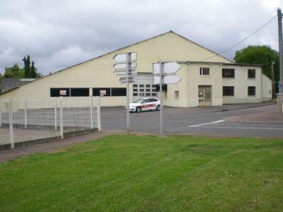 Location Local d'activités / Entrepôt Varennes-Vauzelles