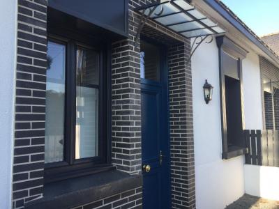 Laval quartier gare plain pied 2 chambres