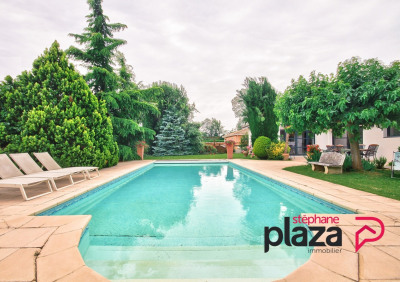 Maison de 163,52m² avec piscine