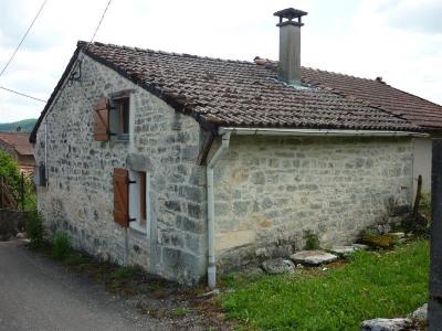 Maison en pierre de taille