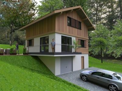 Villas neuves 4 pièces