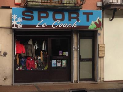 Fonds de commerce- activité magasin de sport