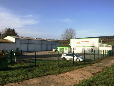 Vente Local d'activités / Entrepôt Chavannes-sur-Suran