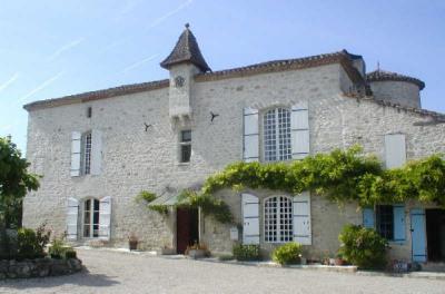 Provençaals buitenhuis 20 kamers Villeneuve sur Lot