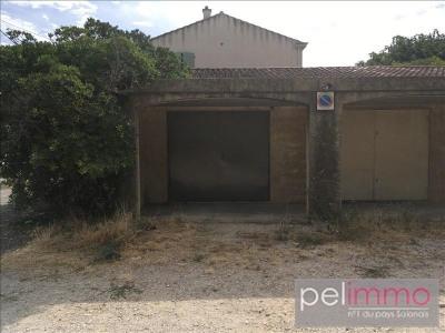 Garage + mezzanine
