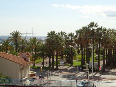 Cannes Basse californie 6 pièces vue mer 150m²