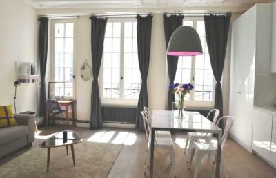 Paris IVe - Rue Saint-Louis en l'île