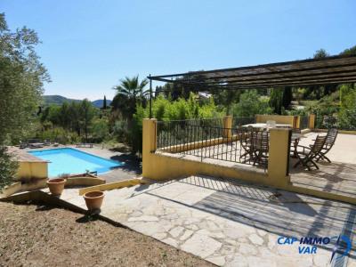 Villa type 5 avec piscine et vue